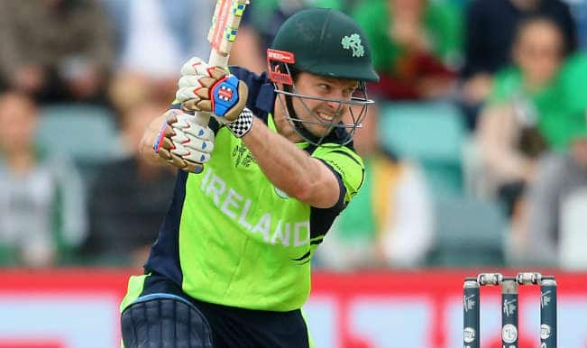 Ed Joyce OUT! Pakistan vs Ireland ICC Cricket World Cup 2015 – Watch Full Video Highlights of Fall of Wicket