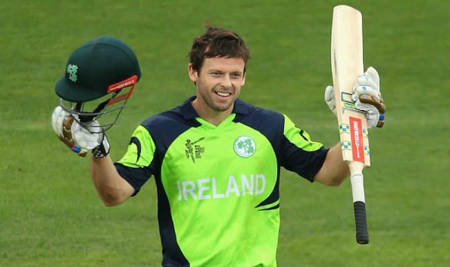 Ed Joyce smashes 112! Ireland vs Zimbabwe 2015 Cricket World Cup: Watch Full Video Highlights