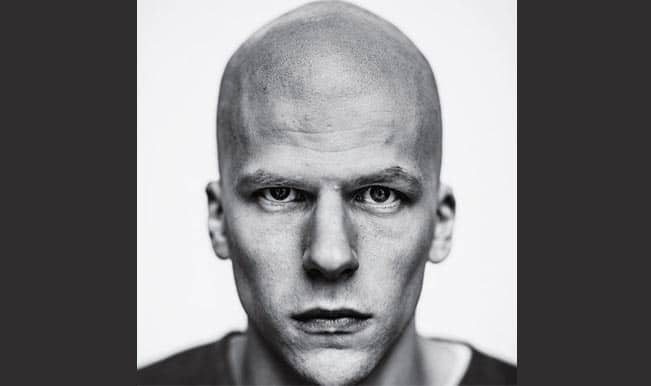 Batman v Superman: Dawn of Justice: Jesse Eisenberg's first look out as Lex Luthor