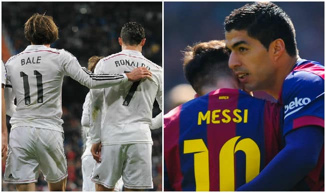 Barcelona vs Real Madrid Spanish La Liga 2014-15 Preview: A thrilling 6 pointer in store for this El Clasico clash
