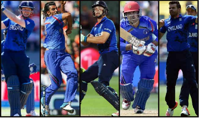 England vs Afghanistan, 2015 Cricket World Cup Group A Match 38: Eoin Morgan among 5 Key Players to watch out for in ENG vs AFG