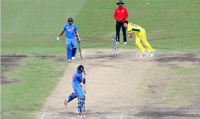 Team India Fails to Reach World Cup Final: India's 2015 CWC journey through pictures