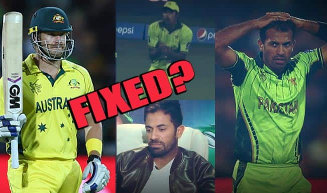 Shocking! Shane Watson's dropped catch off Wahab Riaz proves Pakistan vs Australia World Cup FIXED?
