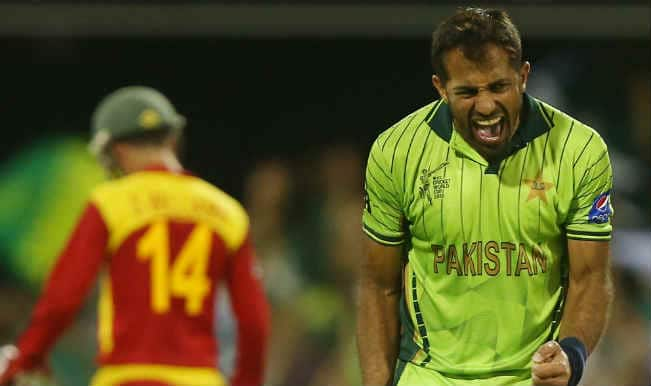 Pakistan vs Zimbabwe, ICC World Cup 2015 highlights: Wahab Riaz, Mohammad Irfan's top-notch bowling & other top moments of PAK vs ZIM match