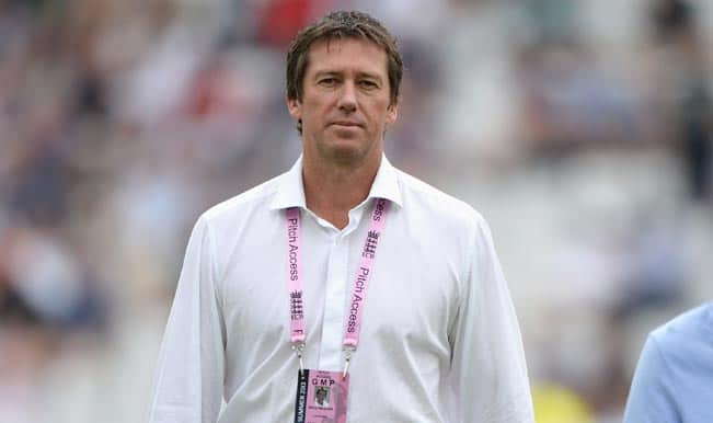 Australian legend Glenn McGrath unhappy with bowling quality in ICC Cricket World Cup 2015