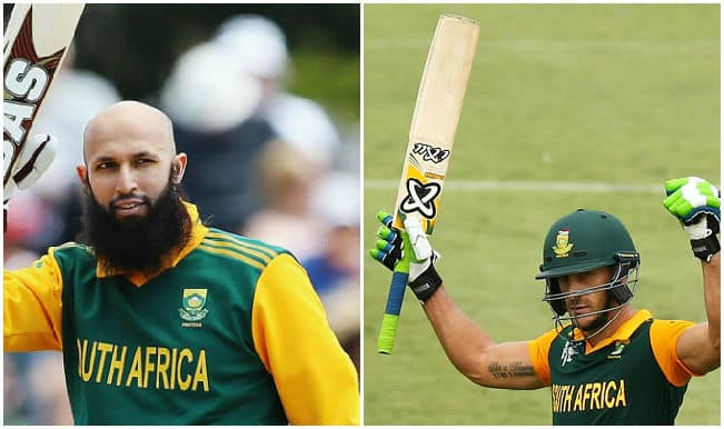 South Africa vs Ireland ICC World Cup 2015: Hashim Amla, Faf du Plessis' centuries among Top 3 highlights
