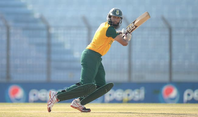 Hashim Amla, AB de Villiers OUT! South Africa vs Ireland ICC World Cup 2015: Watch Video Highlights of wickets