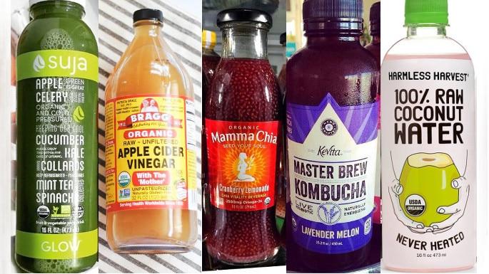 Healthiest Bottled Drinks