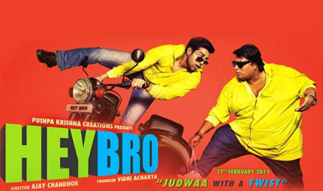 Hey Bro Movie Review: Written for Ganesh Acharya's self-satisfaction