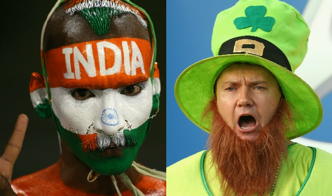 How to watch the Live Telecast & Streaming of India vs Ireland Cricket World Cup 2015 match in India, Ireland, Pakistan, Bangladesh & USA?