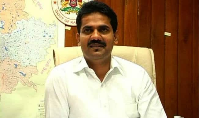 IAS officer D K Ravikumar who took on sand mafia found dead in Karnataka