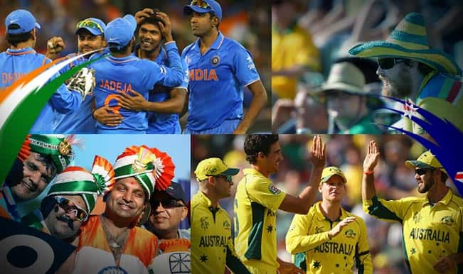 Live Cricket Commentary India vs Australia Score, Turning Points & Match Moments: India crash out of WC 2015