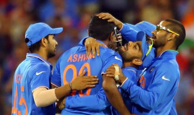 India vs Bangladesh ICC World Cup 2015 Quarter-final 2 — Watch Video  Highlights of fall of wickets