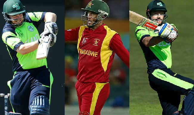 Zimbabwe vs Ireland, 2015 Cricket World Cup Group B, Match 30: 3 Key Players to watch out for in ZIM vs IRE