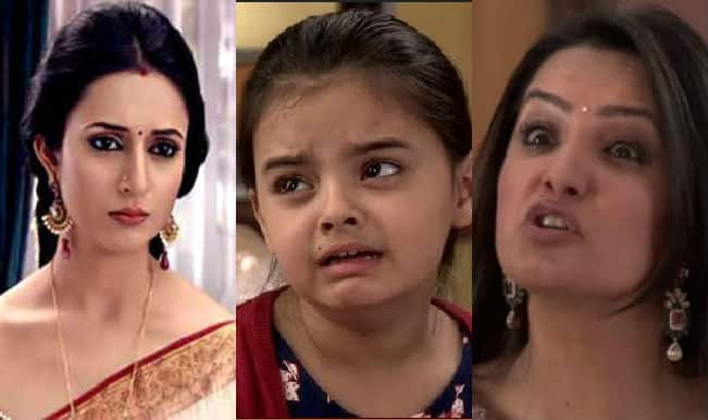 Yeh Hai Mohabbatein 9 January 2017 written update, full episode: Pihu goes missing after her camp!