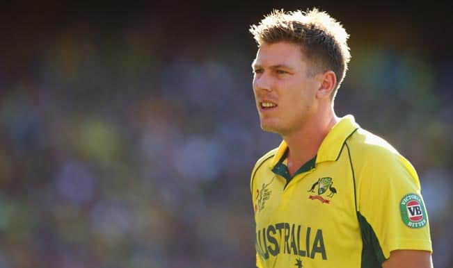 James Faulkner took his clothes off in afterparty post World Cup triumph: Brad Haddin