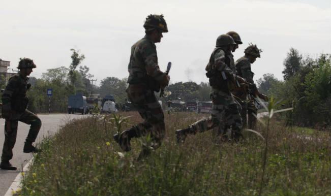 Militants attack armoured regiment camp in Jammu and Kashmir