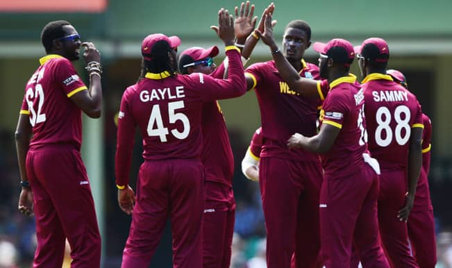 UAE vs West Indies, ICC World Cup 2015: Jason Holder's bowling feats the pick of Top 3 Highlights from UAE innings