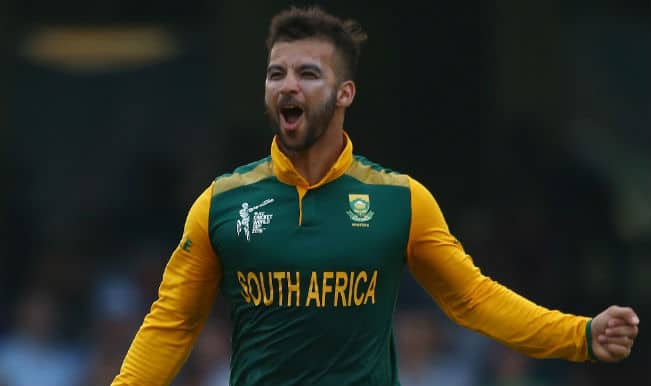 JP Duminy takes second hat trick of 2015 Cricket World Cup: Watch video of South Africa vs Sri Lanka match