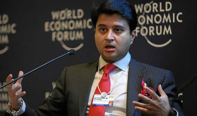 Jyotiraditya Scindia at India Today Conclave accepts that Congress at its 'lowest trough'