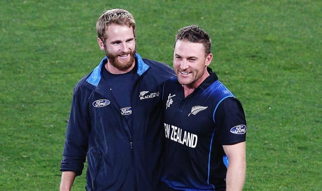 Brendon McCullum: Semi-final win over South Africa in ICC Cricket World Cup 2015 will former be etched in our memories!