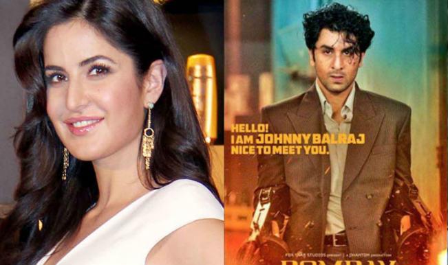Katrina Kaif praises beau Ranbir Kapoor's look in Bombay Velvet