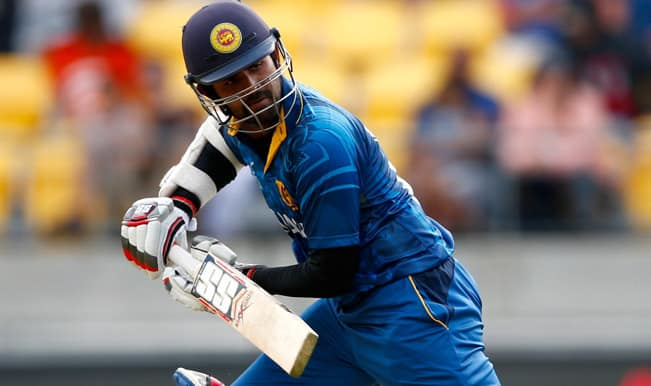 Kumar Sangakkara, Lahiru Thirimanne score tons as Sri Lanka register easy win vs England; stay at No 2 in ICC Cricket World Cup 2015 Group A Points Table