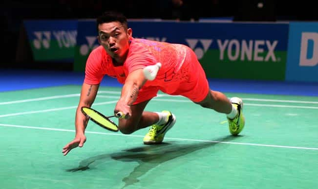 Lin Dan to make debut appearance in India Open Super Series