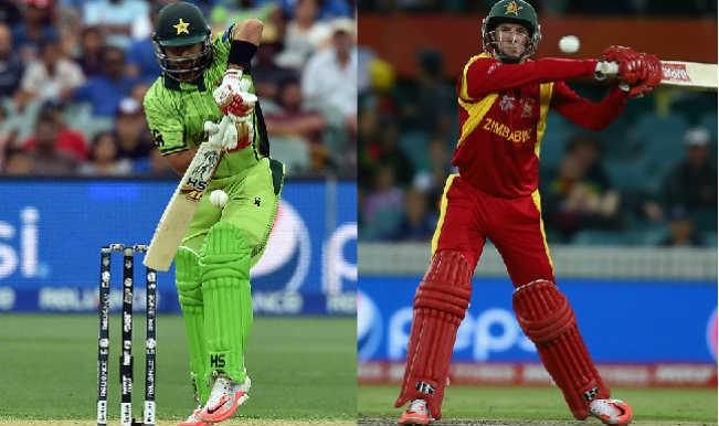 Live Cricket Scorecard and Ball by Ball Updates of Pakistan vs Zimbabwe, ICC Cricket World Cup 2015