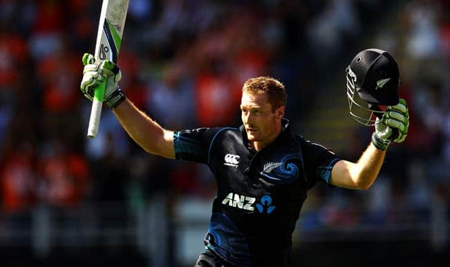 Martin Guptill scores 200! New Zealand vs West Indies: Watch Video Highlights of Double Century