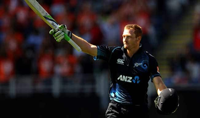 Martin Guptill's 100! New Zealand vs West Indies, ICC Cricket World Cup 2015: Watch Full Video Highlights of century in NZ vs WI