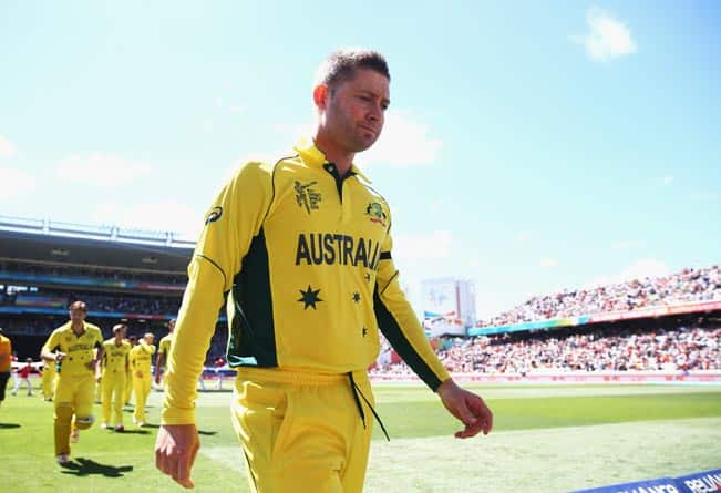 Michael Clarke targets top Test ranking for Australia after ICC Cricket World Cup 2015 win