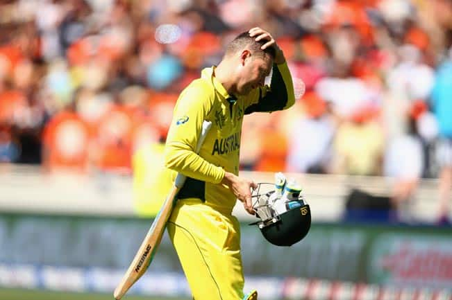 Michael Clarke OUT! India vs Australia, ICC Cricket World Cup 2015 Semifinal — Catch Video Highlights of wicket here