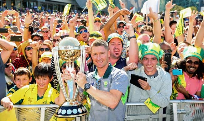 ICC Cricket World Cup 2015: Australia revels in Cricket Team's five-star performance