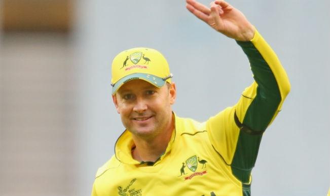 ICC Cricket World Cup Final: Michael Clarke to bid adieu from ODI cricket after  Australia vs New Zealand match