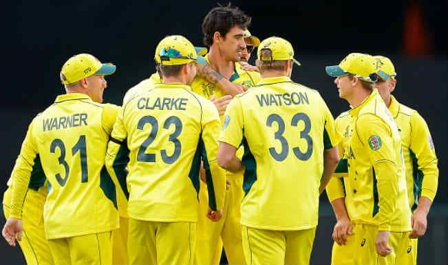 Australia vs Scotland, ICC Cricket World Cup 2015: Mitchell Starc's fiery spell in Top 3 Highlights of AUS vs SCO