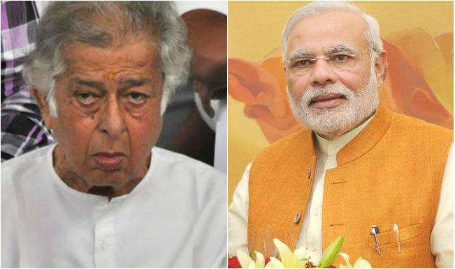 Narendra Modi congratulates Shashi Kapoor for Dada Saheb Phalke award