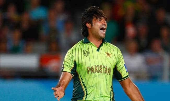 ICC Cricket World Cup 2015: Pakistan rocked by Mohammad Irfan injury