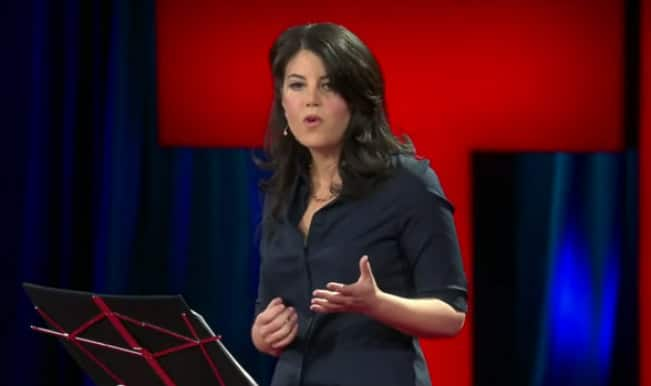 Monica Lewinsky at TED talk: Former White House intern shares it all in The Price of Shame (Watch her full speech)