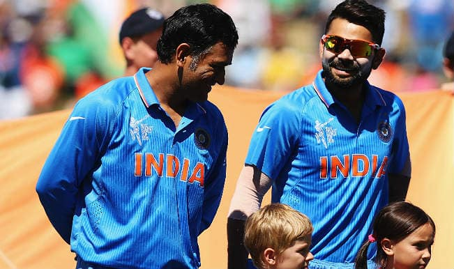 ICC Cricket World Cup 2015: MS Dhoni, Virat Kohli have dishes named after them in Kolkata