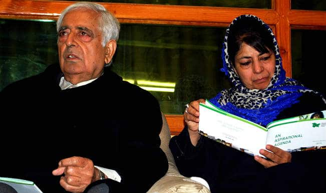 Jammu and Kashmir Chief Minister Mufti Mohammad Sayeed says, 'Pakistan, militants allowed conducive atmosphere for polls'