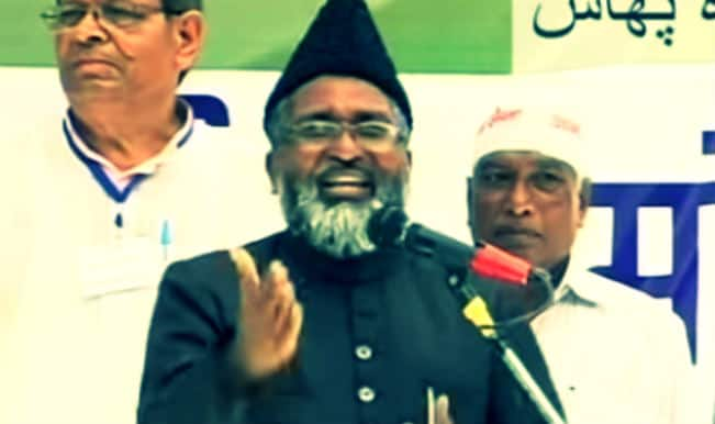 Mufti Shamoon Qasmi: AAP's bickering left people rooting for clean and transparent politics