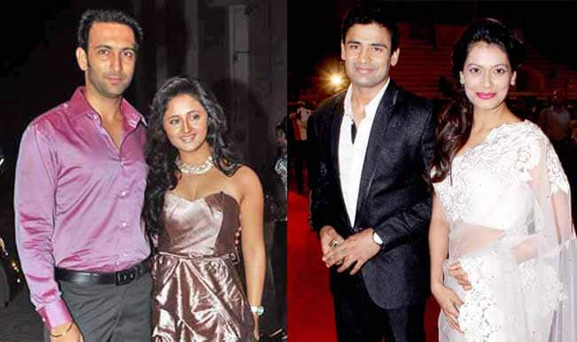 Sangram singh and payal rohatgi wedding dresses