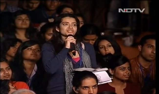 #NDTVGirlAsks: When did everyone become this stupid?