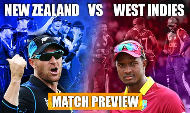 New Zealand vs West Indies, ICC Cricket World Cup 2015 4th Quarterfinal Preview: Can WI break the wheels of NZ juggernaut?