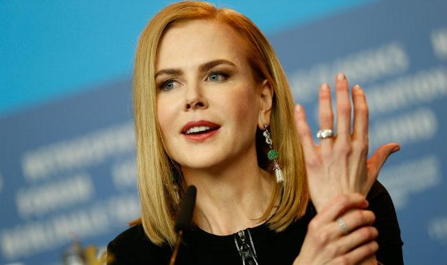 Nicole Kidman loves fl...