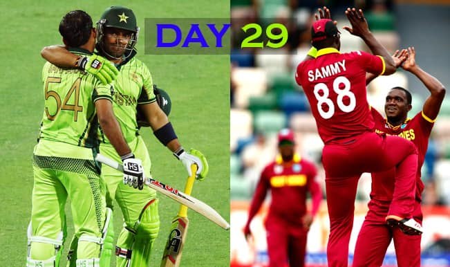 2015 Cricket World Cup Day 29: Highlights, Points Table & Schedule for Quarter final matches of WC 2015