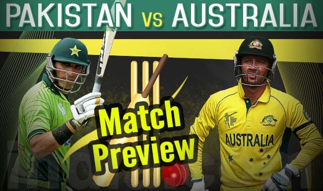 pakistan vs australia - photo #22