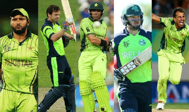 Pakistan vs Ireland, 2015 Cricket World Cup Group B Match 42: Misbah-ul-Haq, Paul Stirling among 5 Key Players to watch out for in PAK vs IRE