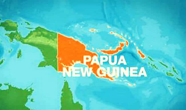Tsunami warning after Papua New Guinea hit by 7.5 magnitude earthquake